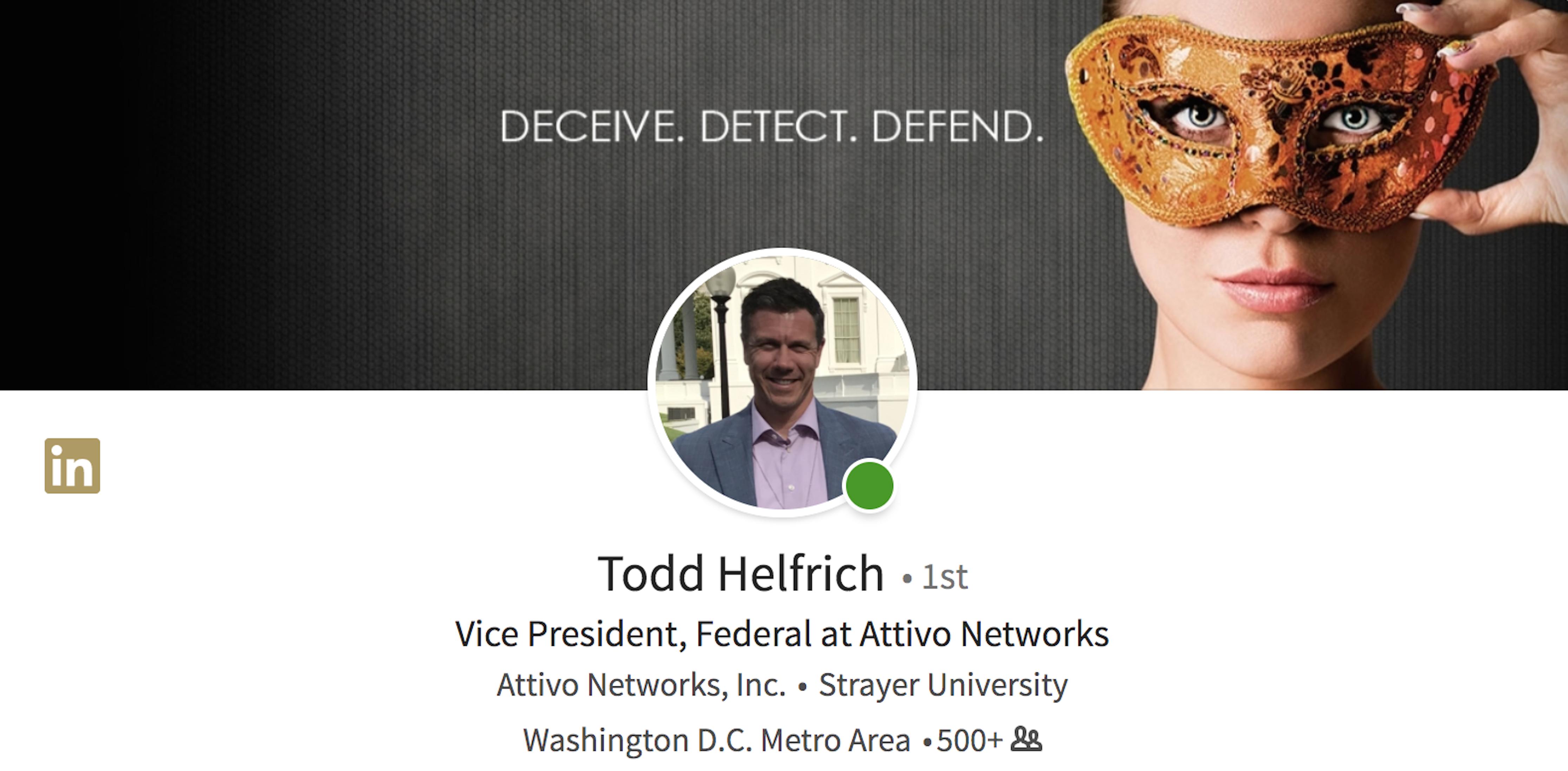 Todd Helfrich