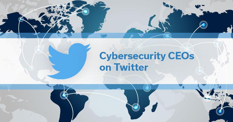 Cybersecurity CEOs