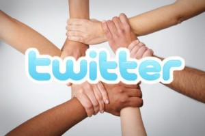 Connecting with people on Twitter