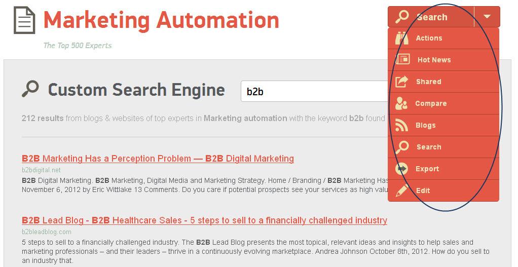 Marketing Automation Little Bird