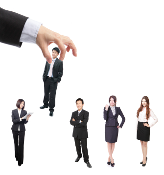 recruiting talent on linkedin