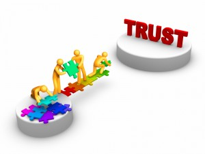 building trust keeping promises