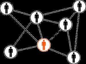 linkedin vp profile network