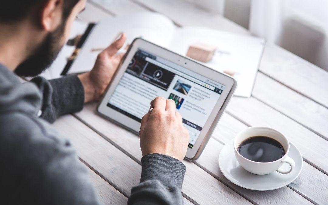 linkedin blogging readership