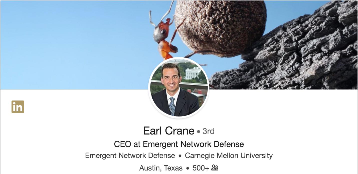 Earl Crane