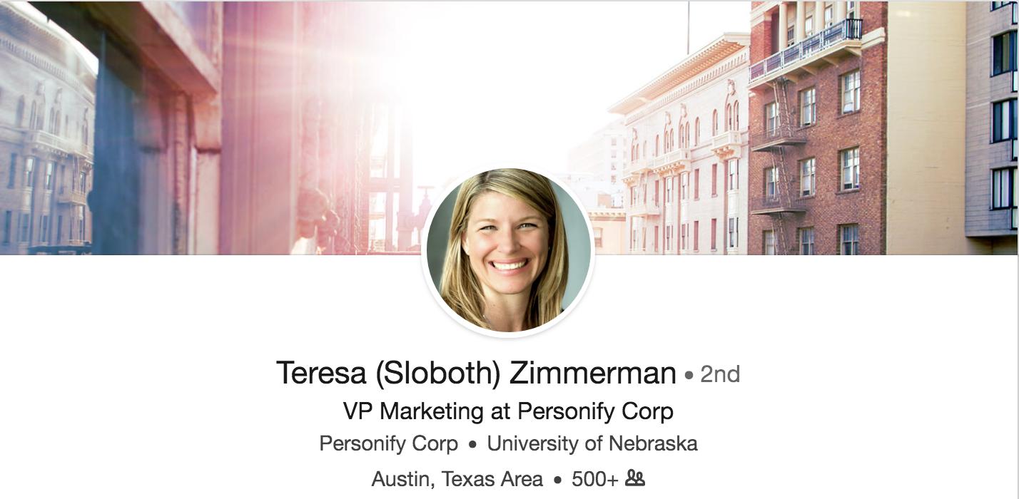 Teresa Zimmerman