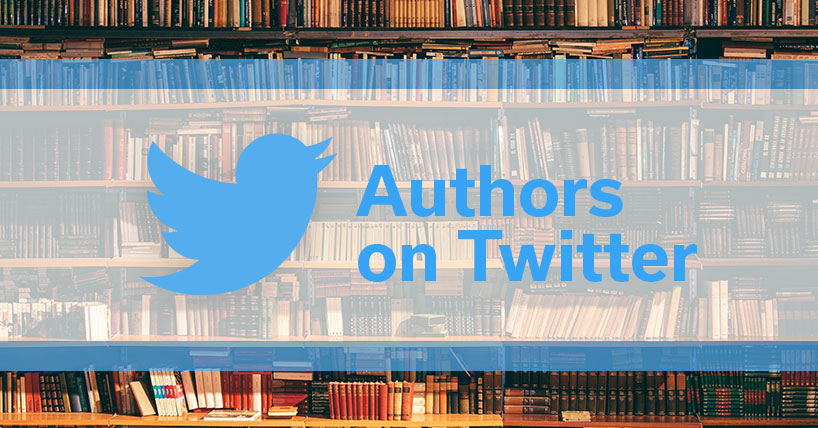 Authors on Twitter