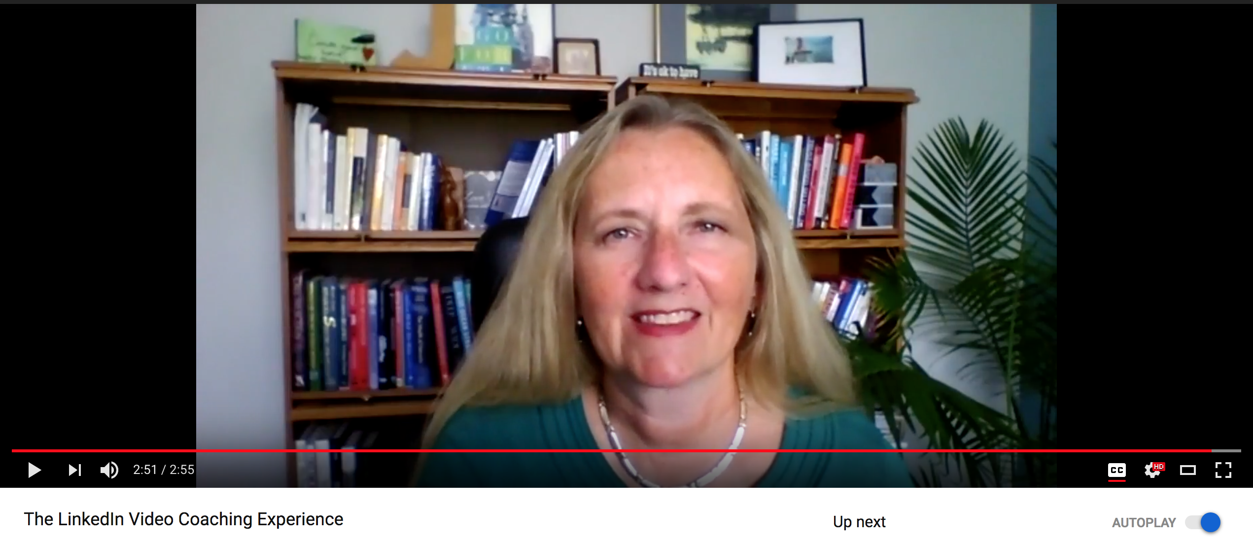 LinkedIn Video: How I Got Started (and Why I Won't Stop)