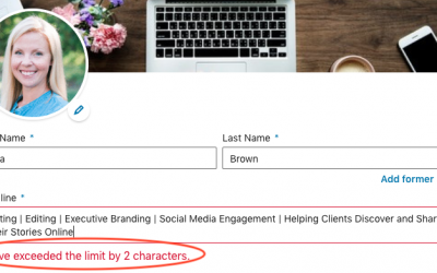 A LinkedIn Guide to Image Sizes & Character Limits