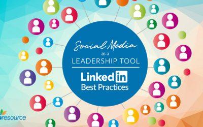 Social Media as a Leadership Tool