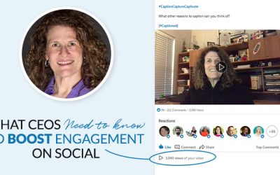 What CEOs Need to Know to Boost Engagement on Social