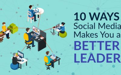 10 Ways Social Media Makes You a Better Leader
