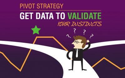 Pivot Strategy: Get Data to Validate Your Instincts