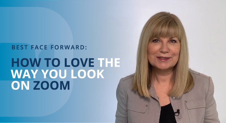 Best Face Forward: How to Love the Way You Look on Zoom