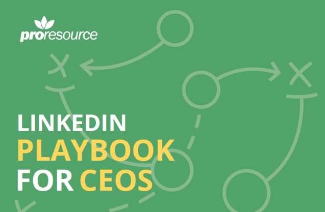 LinkedIn Playbook for CEOs