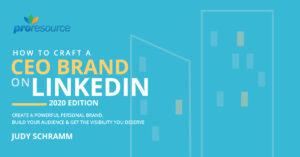 CEO Brand on LinkedIn
