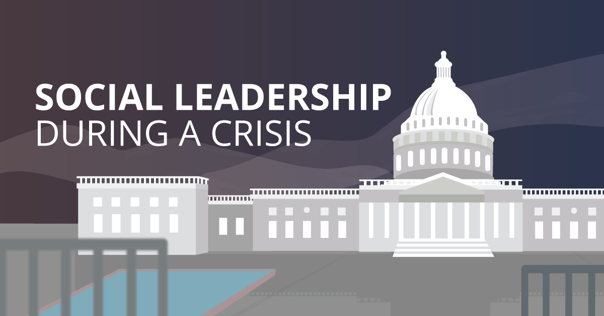 Social Leadership During a Crisis