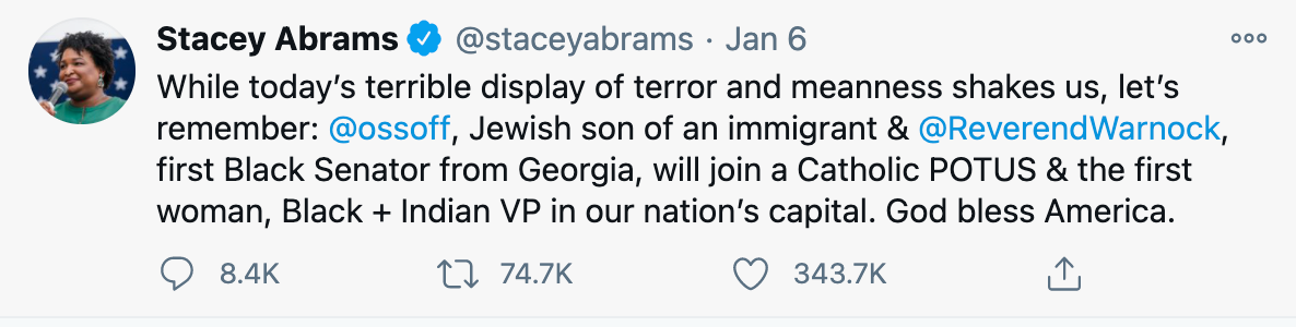 Stacy Abrams
