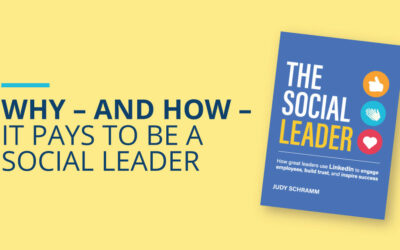 Why – and How – It Pays to Be a Social Leader